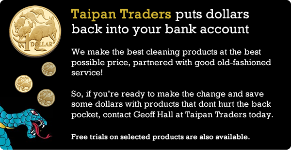 Taipan Traders Cleaning Products Chemicals Australia